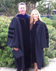 Dr. Mark Bishop and Dr. Maggie Horn