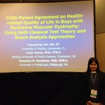 RSD Student Presents Research at American Occupational Therapy Association Conference