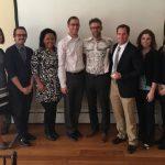 Rehabilitation Science T32 Trainees Present at NMPT Symposium