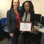Robison awarded First Place Poster Presentation at Dysphagia Research Society Meeting