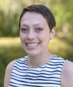 Katie Butera, RSD Ph.D. student, received the PODS II award.