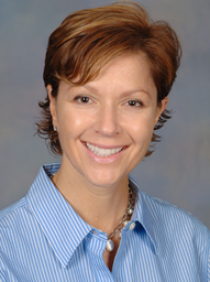 Emily Fox, RSD faculty and Brooks-PHHP collaboration member, headshot photo