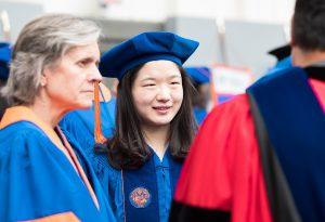 RSD program graduate, Chelsea Ding
