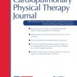 RSD graduate published in Cardiopulmonary Physical Therapy Journal