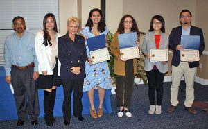 international student awardees 2018