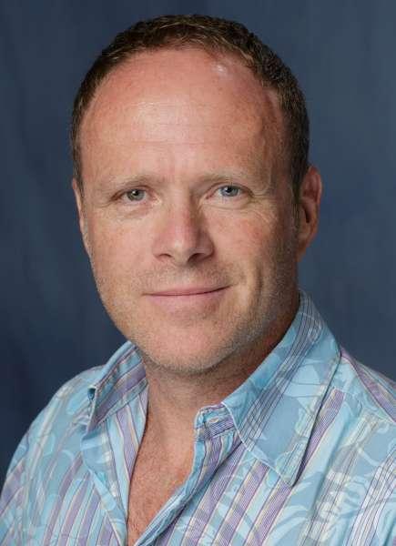 headshot photo of Dr. Russ Hepple